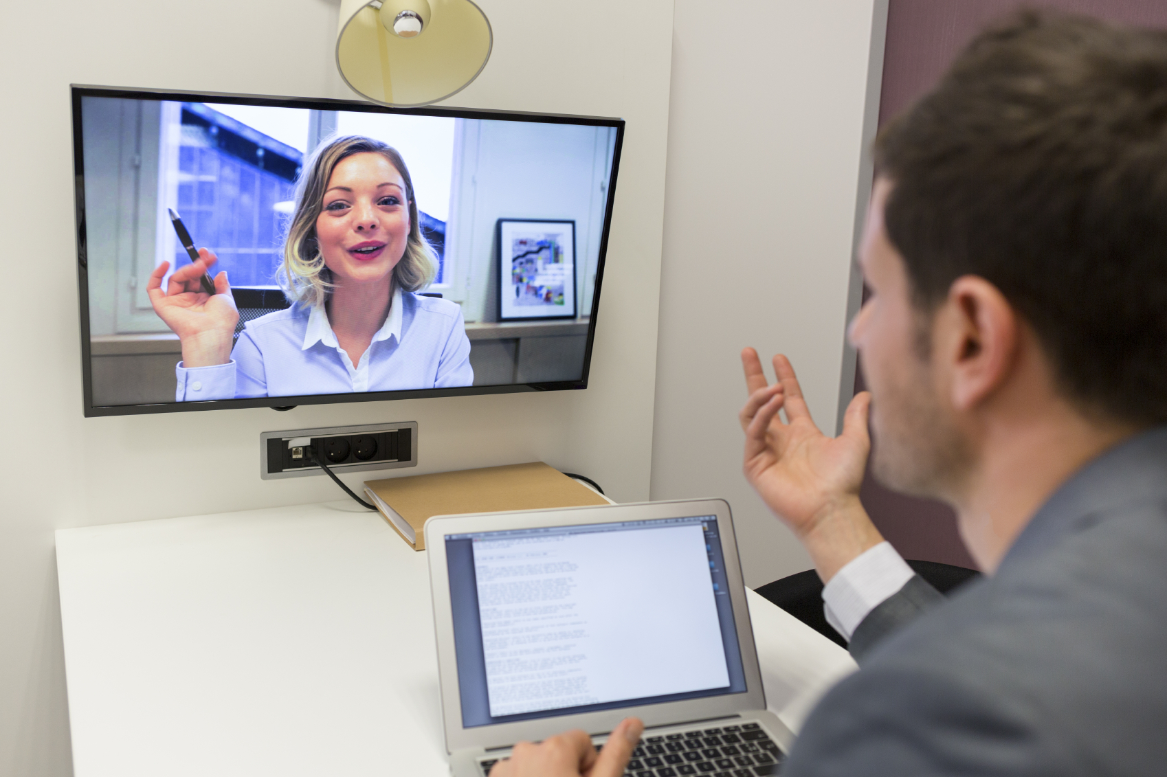 how to succeed at skype and webcam interviews