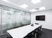 Assessment centre meeting room